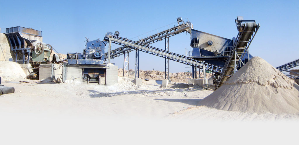 Stone crusher in Warangal