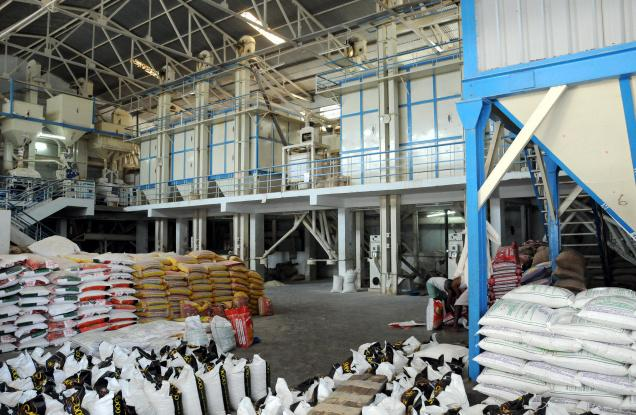 List of Rice and flour mills in Madanapalle