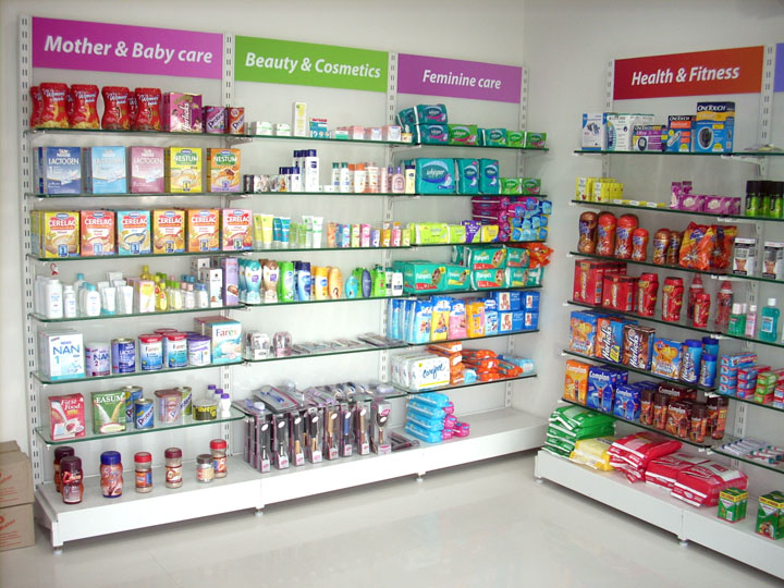 Medical store in Khammam