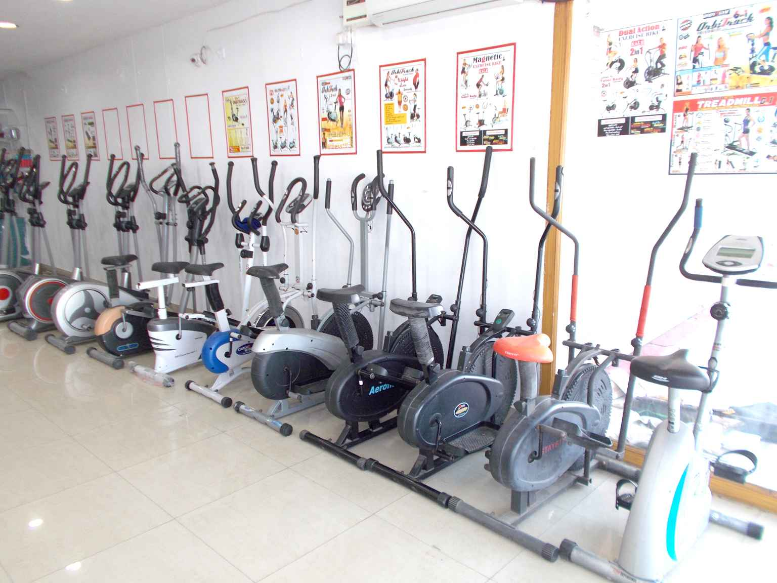 Fitness Equipment Dealers Hyderabad